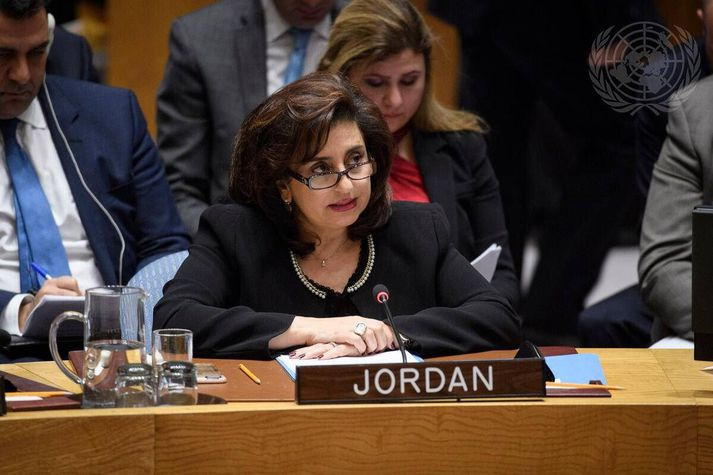 Sima Sami Bahous framkvæmdastýra UN Women.