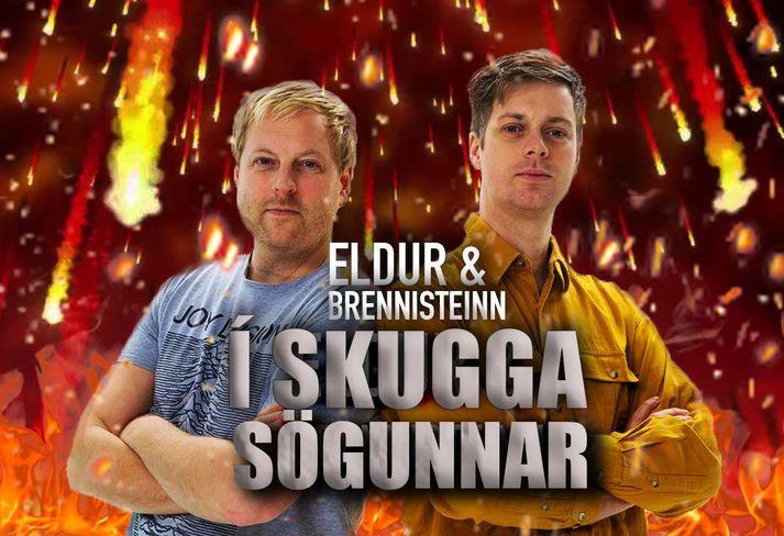 Eldur og brennisteinn er nú einnig orðið söguhlaðvarp.
