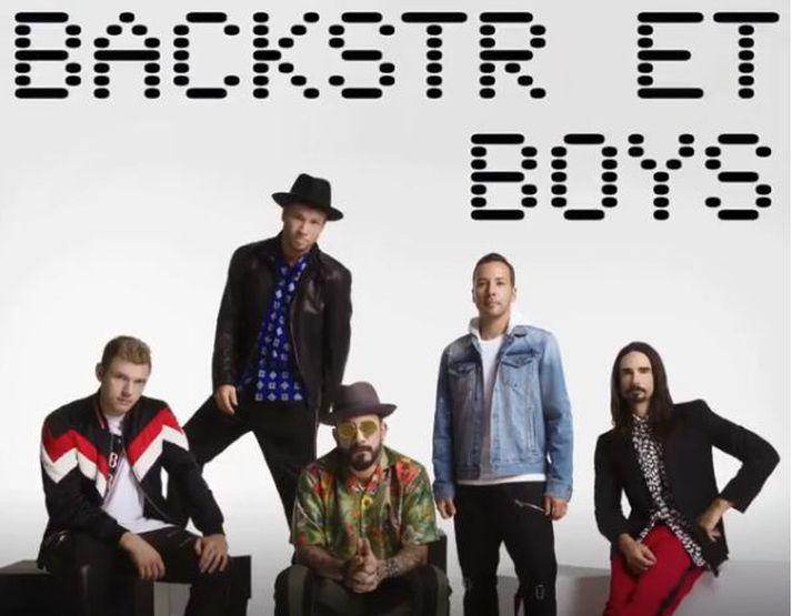 Fáir sem gerðu ráð fyrir því að Backstreet Boys myndu gefa út meira efni.