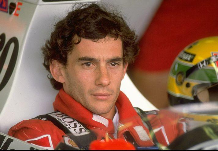 Senna var einn allra hraðasti ökumaður sögunnar