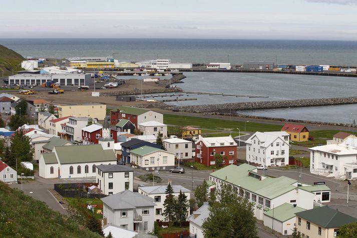 Sýndarveruleikasýning verður í gamla bænum á Sauðárkróki.