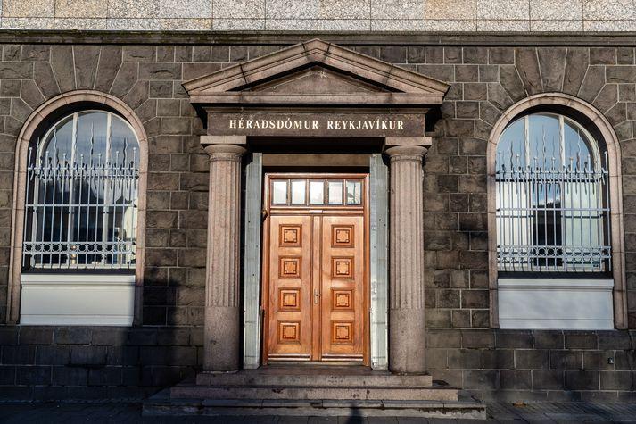 Dómur féll í Héraðsdómi Reykjavíkur.