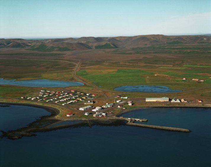 Jarðskjálftahrinan hófst í mars síðastliðnum.