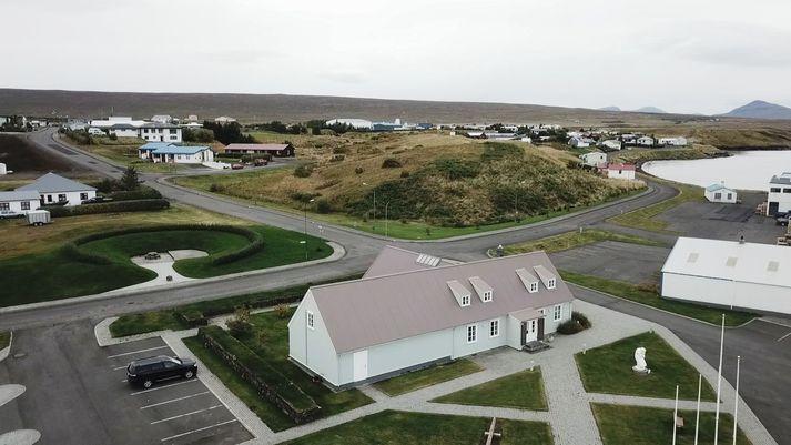 Frá Búðardal.