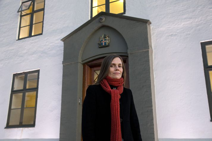 Katrín segir þörf á kerfisbreytingum svo að hægt sé að auka trú almennings á stjórnmálin.