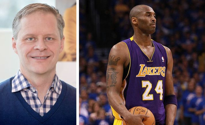 Svali H. Björgvinsson segir Kobe Bryant hafa verið einn af þeim leikmönnum sem hafi haft hvað mest áhrif á leikinn til hins betra.