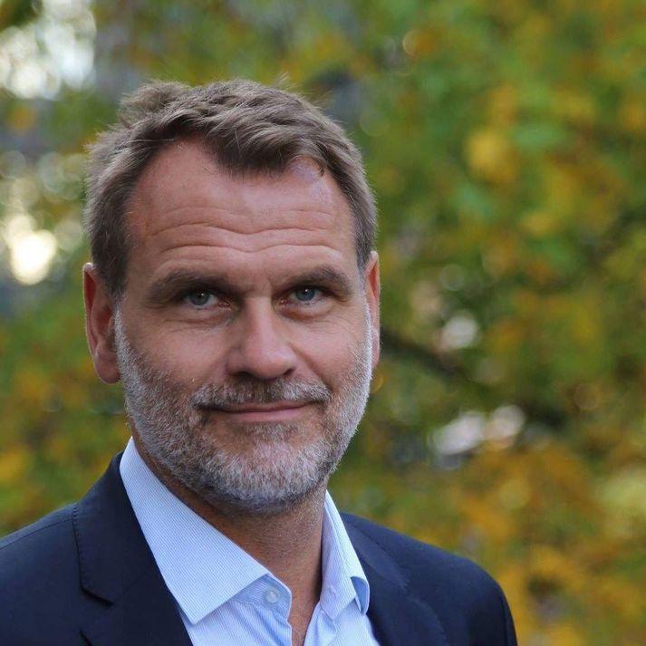 Árni Páll Árnason hefur gegnt starfi varaframkvæmdastjóra Uppbyggingarsjóðs EES frá árinu 2018.