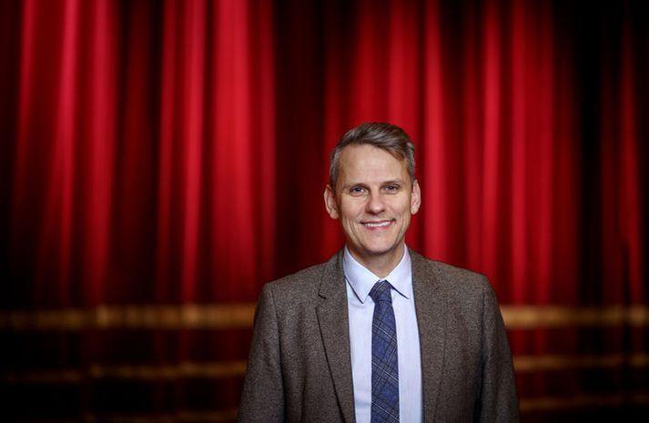 Magnús Geir Þórðarson, þjóðleikhússtjóri.