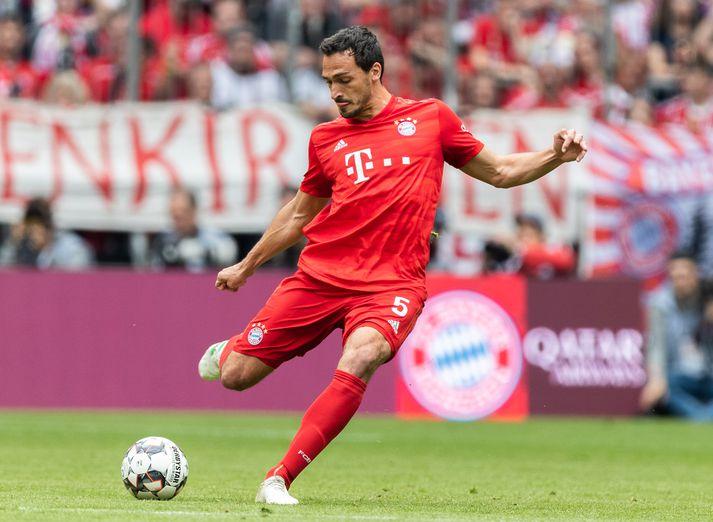 Hummels hefur þrisvar sinnum orðið Þýskalandsmeistari með Bayern München.