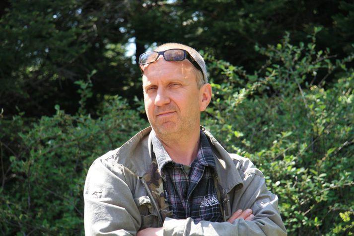 Eggert Ketilsson var yfirmaður leikmyndar kvikmyndarinnar Dunkirk.