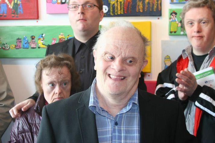 List án landamæra. Auðunn Gestsson les úr þá nýútkominni ljóðabók sinni, árið 2013.