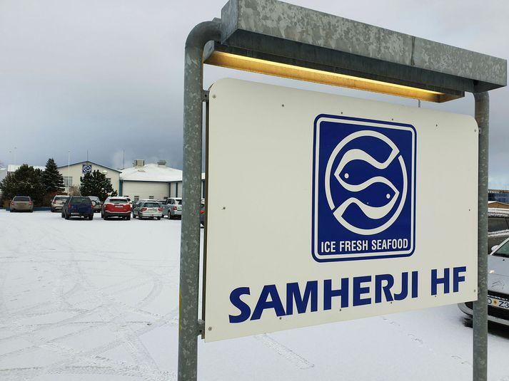 Samherji hefur verið sakaður um að bera fé á namibíska embættismenn til að tryggja sér aflaheimildir þar í landi.