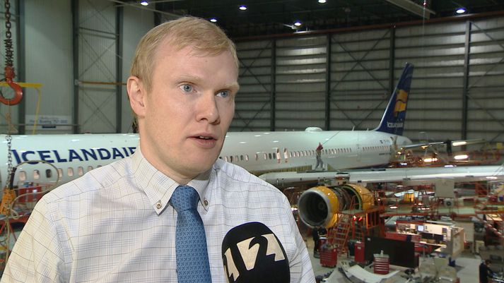 Jens Þórðarson kveður Icelandair eftir fimmtán ára starf.
