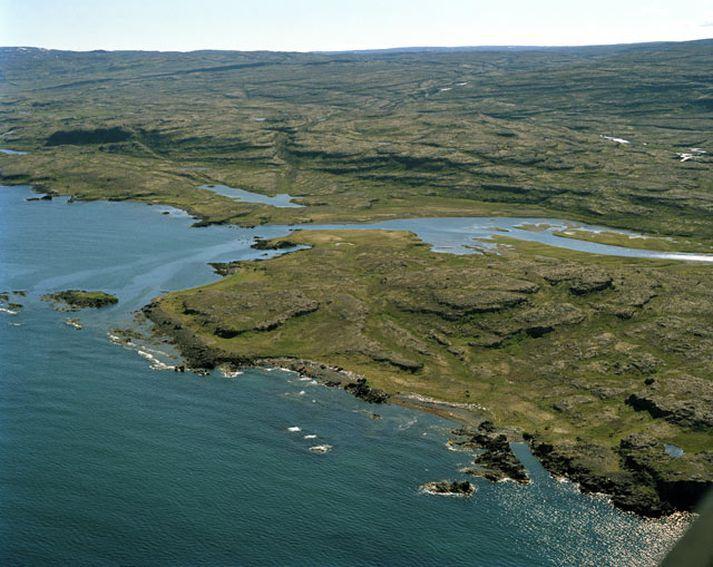 Vesturverk vill reisa 55 MW virkjun í Hvalá í Ófeigsfirði.
