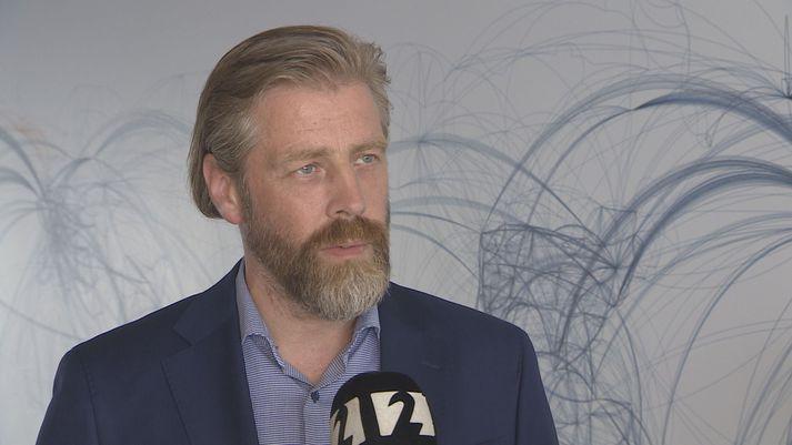 Sveinbjörn Indriðason er forstjóri Isavia.
