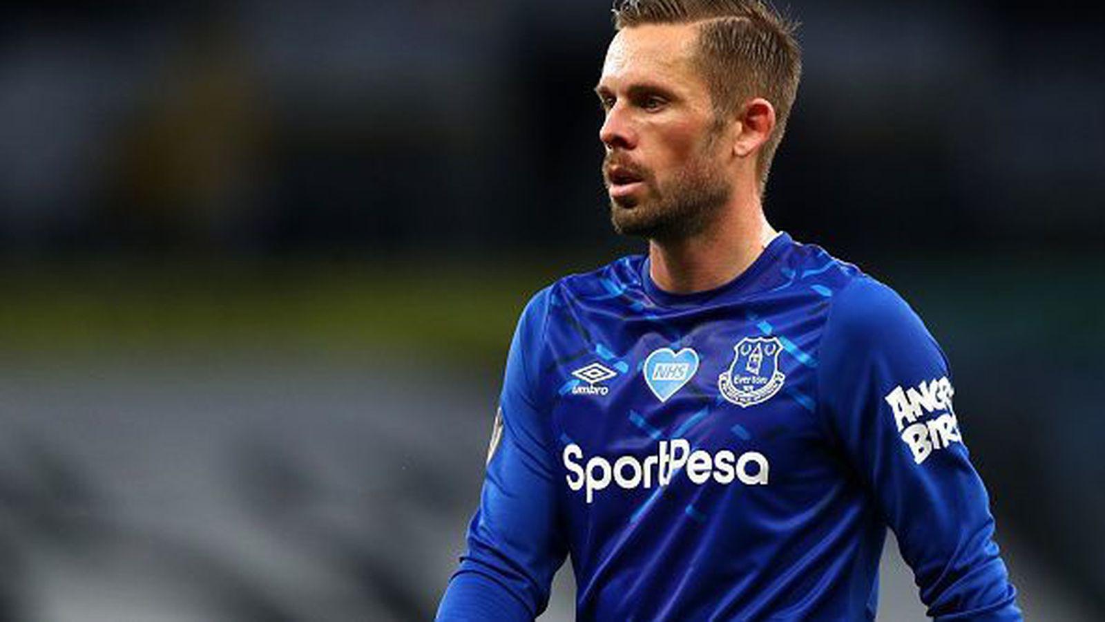 Everton 1-1 Southampton   Gylfi kom inná í jafntefli