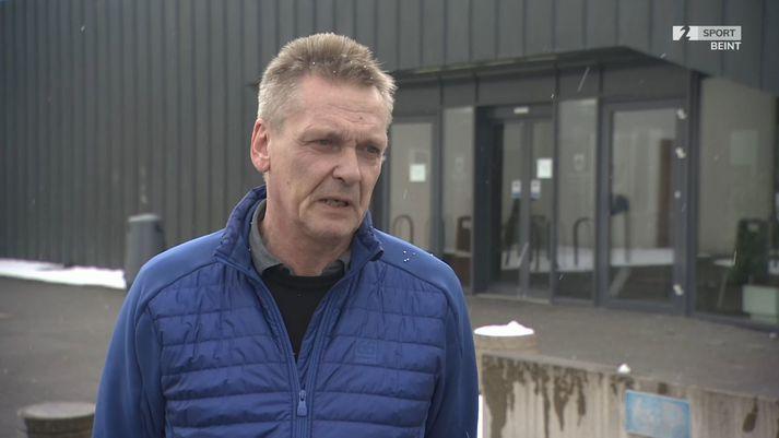 Hilmar Júlíusson hefur lengi verið í kringum körfuboltann hjá Stjörnunni.