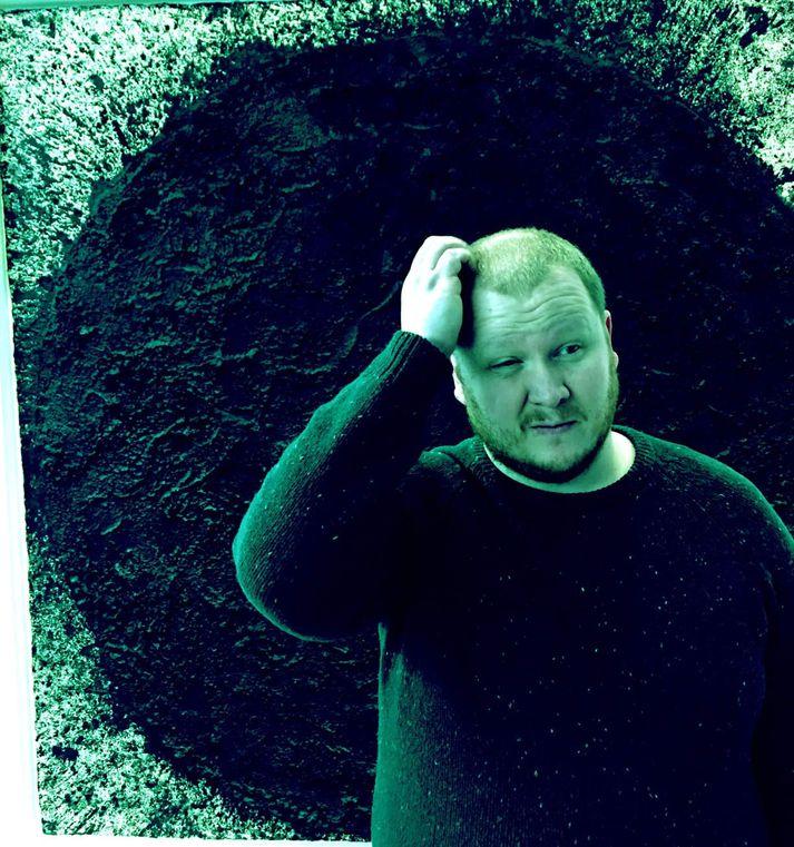Þórir Georg er afar afkastamikill tónlistarmaður.