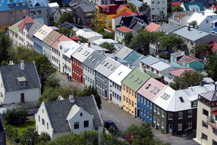 Ísland var með hæstu fasteignagjöldin á Norðurlöndum árið 2016.