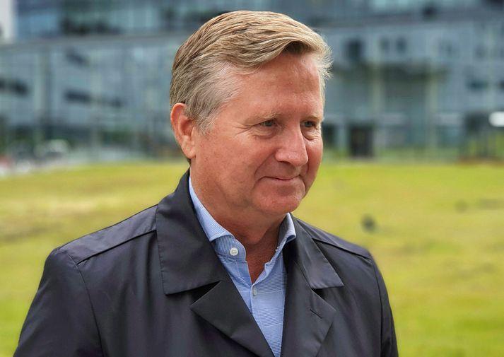 Helgi Grímsson, sviðsstjóri skóla- og frístundasviðs Reykjavíkurborgar.
