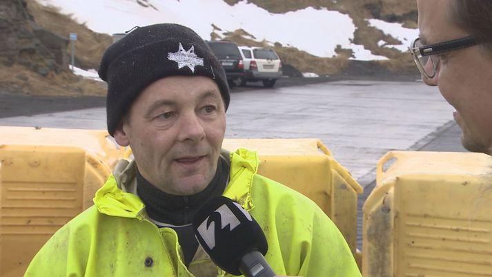Jóhannes Henningsson útgerðarmaður í Grímsey.