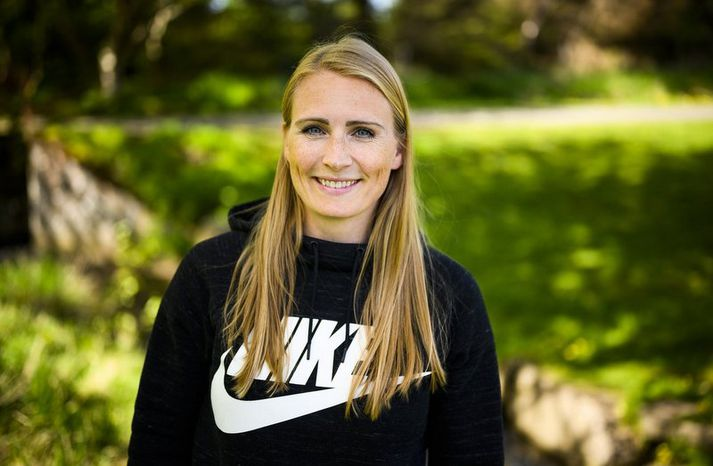 Lilja Dögg Valþórsdóttir.