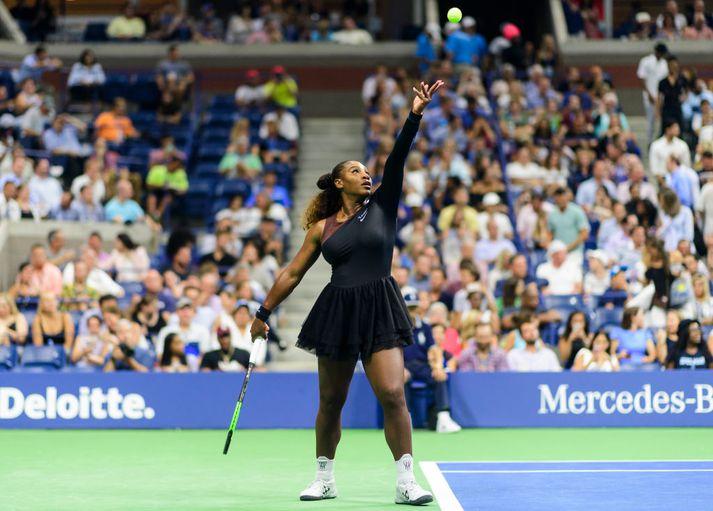 Serena Williams er ein besta íþróttakona heims