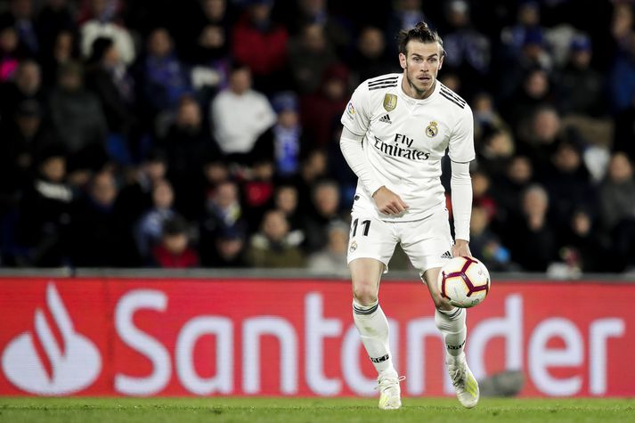 Bale er væntanlega á förum frá Real Madrid.