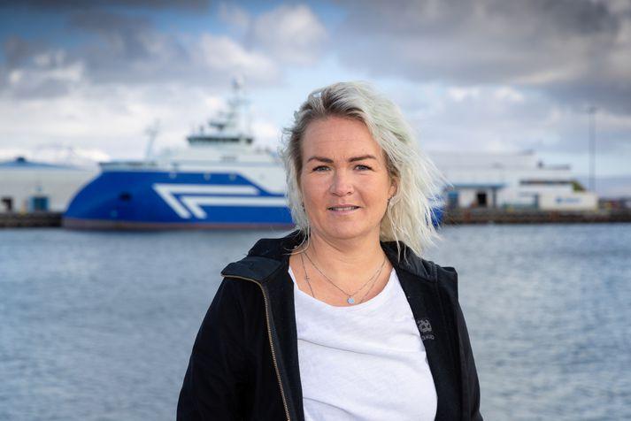 Heiðveig María Einarsdóttir sjómaður hugðist bjóða sig fram til formennsku í Sjómannafélagi Íslands en mætti ýmsum hindrunum á þeirri leið.