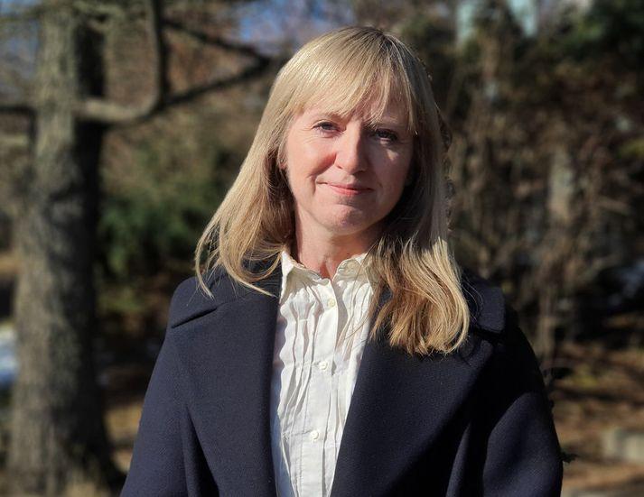 Helga Þórisdóttir er forstjóri Persónuverndar.