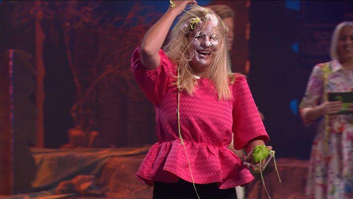 Sjónvarpskonan Eva Laufey Hermannsdóttir var valin sjónvarpskona ársins fyrir þátt sinn Blindur bakstur en þátturinn hlaut einnig verðlaun sem besti fjölskylduþáttur ársins.