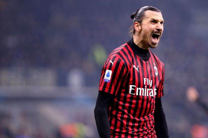 Það er bara einn Zlatan.