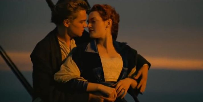 Kate Winslet og Leonardo Dicaprio urðu stórstjörnur eftir Titanic.