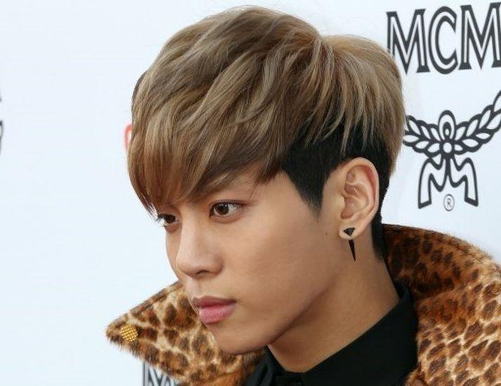 Jonghyun var vinsælasti liðsmaður Shinee.