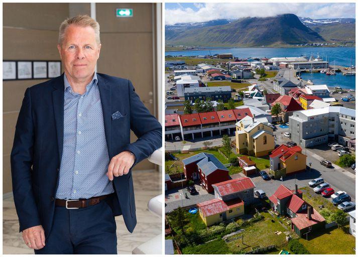 Birgir Gunnarsson er bæjarstjóri Ísafjarðarbæjar.