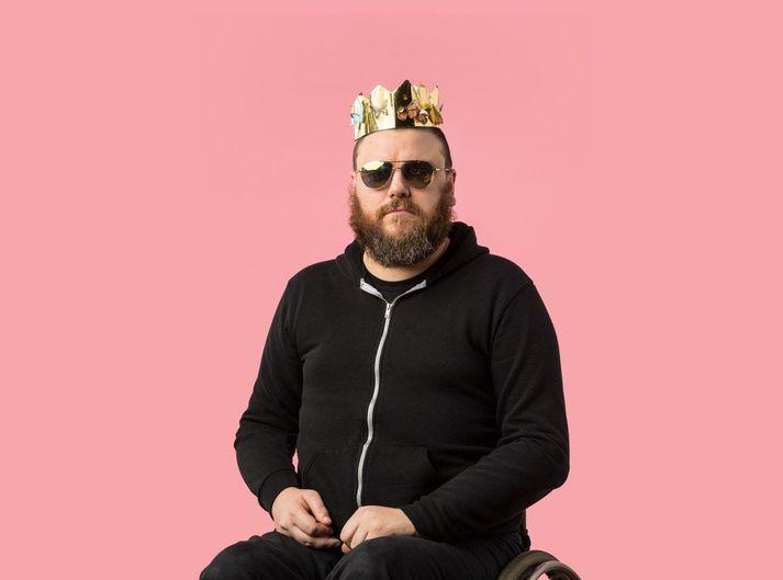 Haraldur Þorleifsson, stofnandi Ueno, nú starfsmaður Twitter.