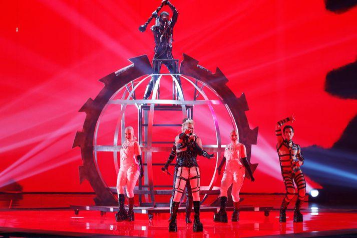 Hatrið mun sigra, framlag Íslands í Eurovision 2019, hafði í tíunda sæti á lokakvöldinu.