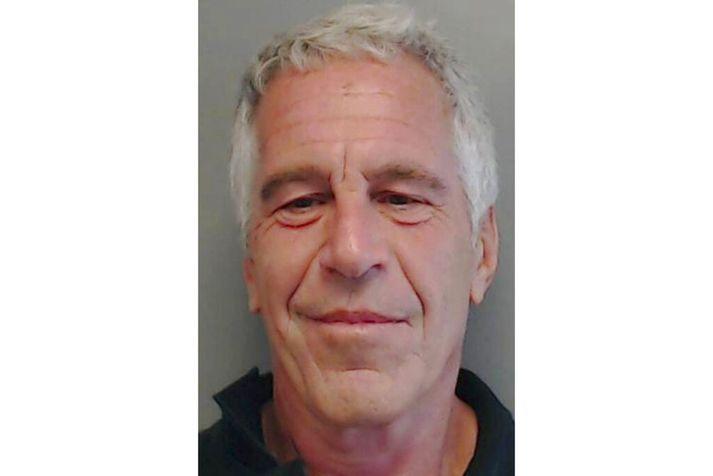 Epstein árið 2013. Hann hengdi sig í fangelsi á Manhattan í ágúst.