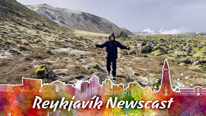 Reykjavík Newscast brings you the latest news from Iceland.