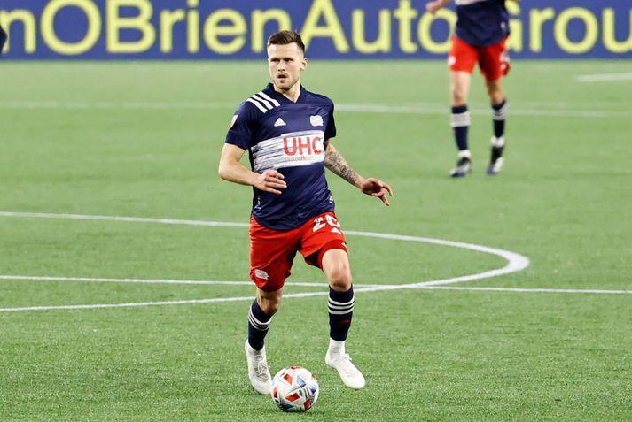 Arnór Ingvi var frábær gegn Inter Miami.