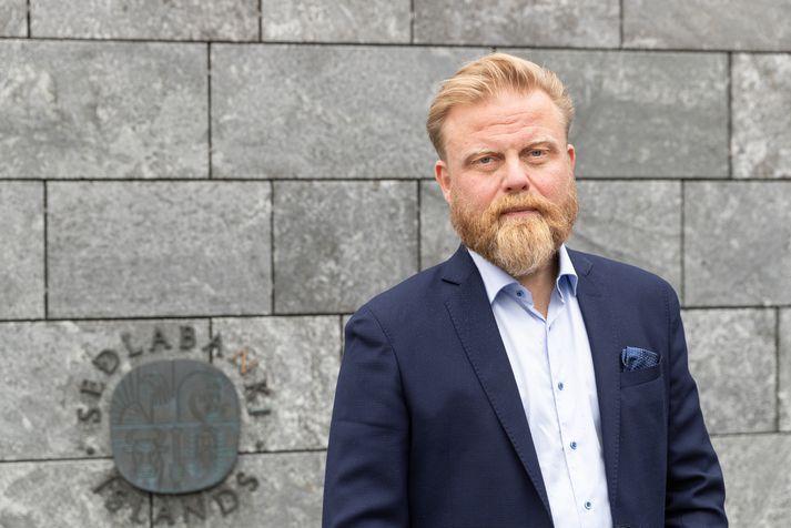 Ásgeir Jónsson stýrir Seðlabankanum næstu fimm árin.