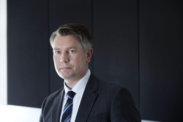 Sigurður Viðarsson, forstjóri TM