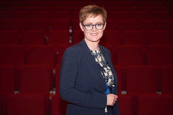 Hulda Ragnheiður Árnadóttir, framkvæmdastjóri Náttúruhamfaratrygginga Íslands.