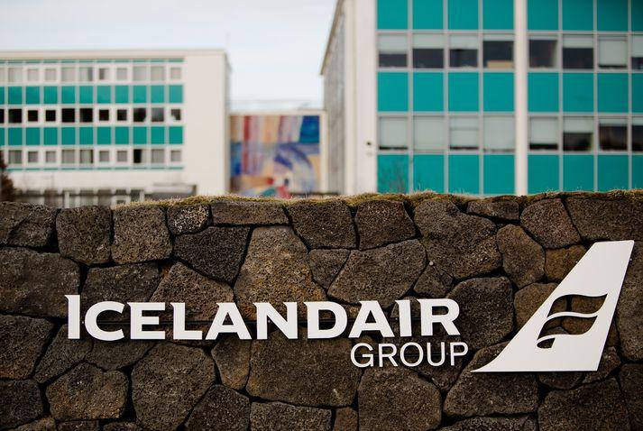 Tap Icelandair Group á öðrum ársfjórðungi nam 12,3 milljörðum króna