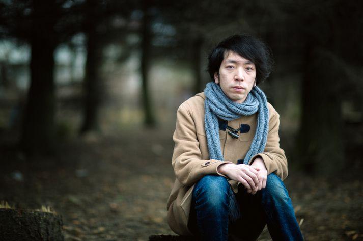 Japanski blaðamaðurinn Shusuke Ogawa er afar þakklátur Íslendingum sem hafa hjálpað honum mikið við störf hans hér á landi.