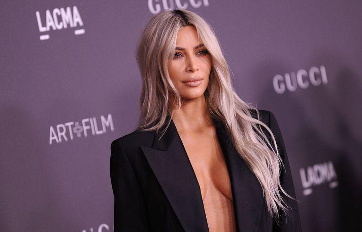 Kim Kardashian er enginn nýgræðingur þegar kemur að markaðssetningu.