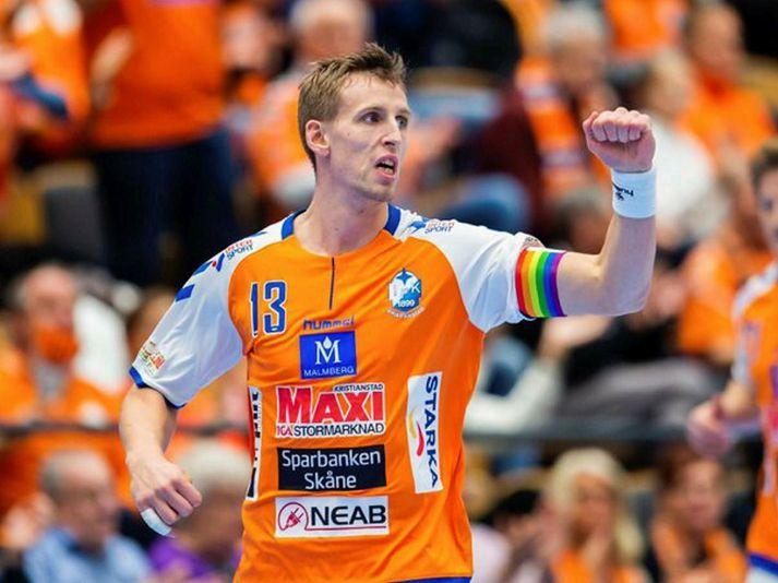 Ólafur Guðmundsson, fyrirliði IFK Kristianstad, hefur samið við Montpellier í Frakklandi.