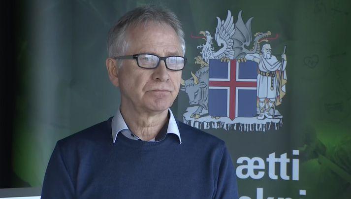 Þórólfur Guðnason, główny epidemiolog
