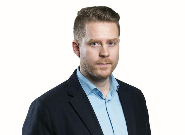 Sigurður Mikael Jónsson hefur starfað sem blaðamaður undanfarin 12 ár.