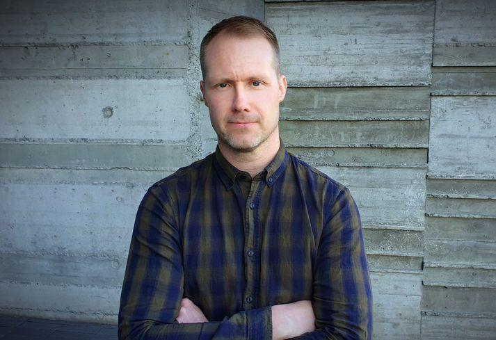 Jóhann Björn Skúlason, yfirmaður smitrakningarteymis almannavarna og sóttvarnalæknis.